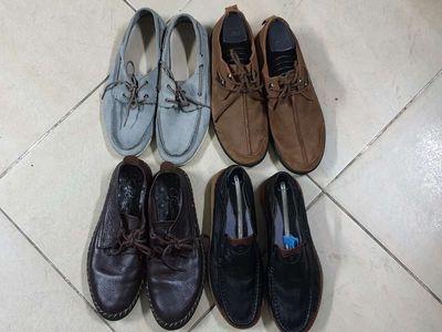 Thanh lý giày Lacost và mấy đôi giầy Da Thật