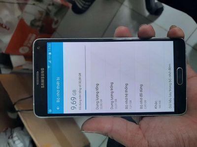 Samsung Galaxy Note 4 Đen