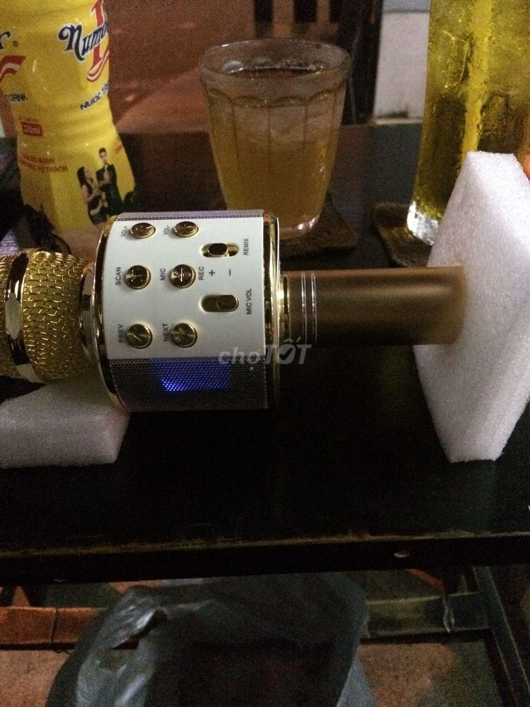 Micro karaoke Bluetooth cao cấp