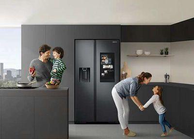 Thanh lý tủ lạnh samsung inverter family hub 641L