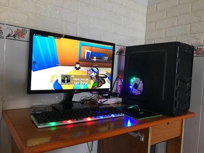 Bộ máy tính chơi game + làm việc ngon lành