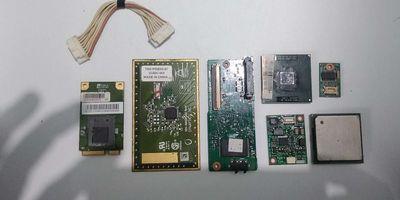 Card mạng, cpu laptop, cpu pc, bộ chuyển đổi quang