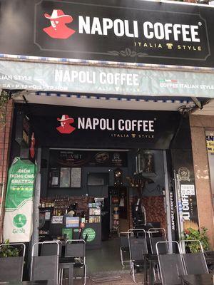 Cần sang quán Napoli Coffee