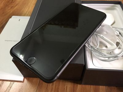 Iphone 8Plus Đen tuyệt đẹp thegioididong còn BH 6T