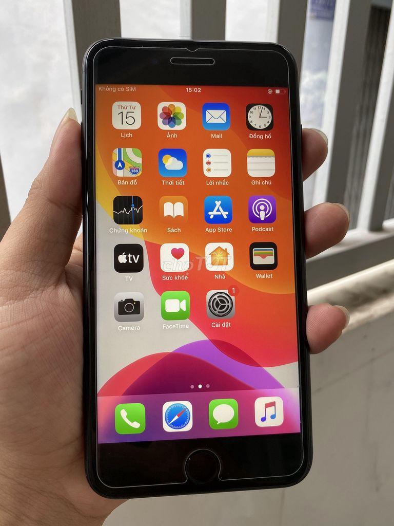 0983696408 - iPhone 7 plus 128 GB Đen QT Zin Đẹp mã VN/A