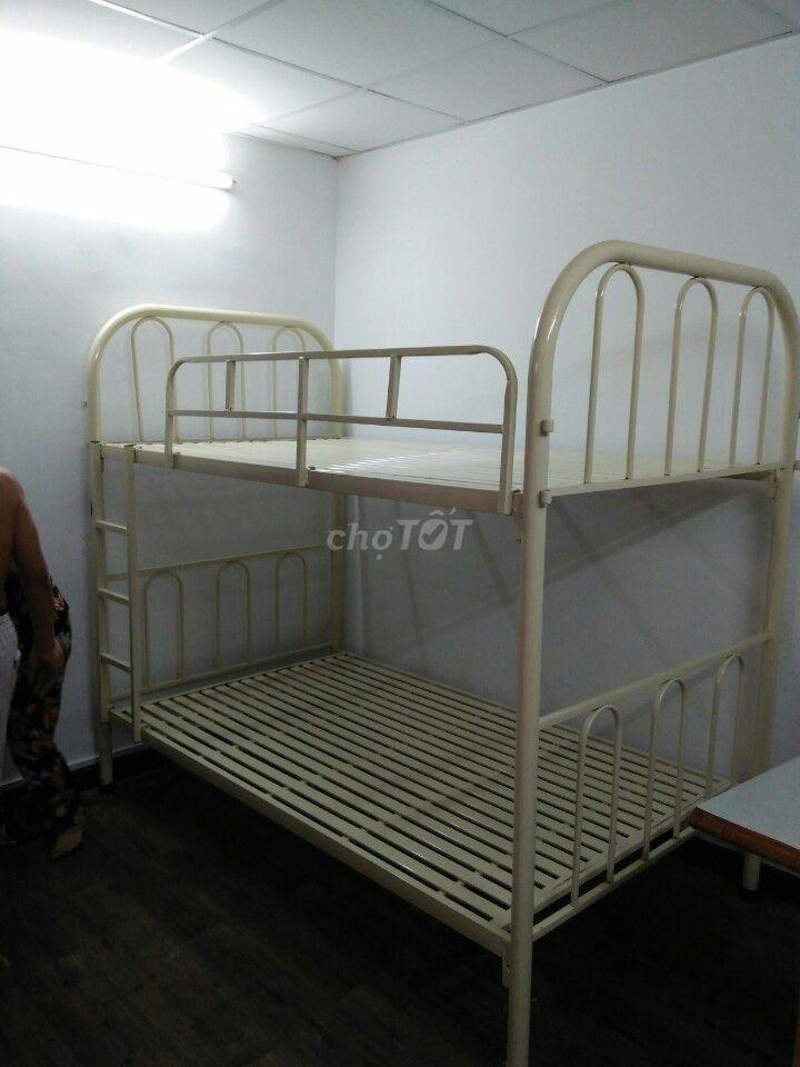 giường tầng 80,1m,1m2 sơn tĩnh điện, NEW_FS