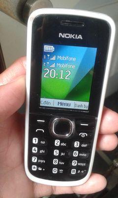 (Hàng Hiếm) 110 Nokia 2Sim(Có Ghi Âm) Như Mới 515%
