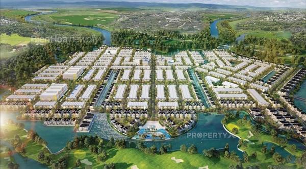 Đất nền Biên Hòa New City giá rẻ chỉ 15tr/m2