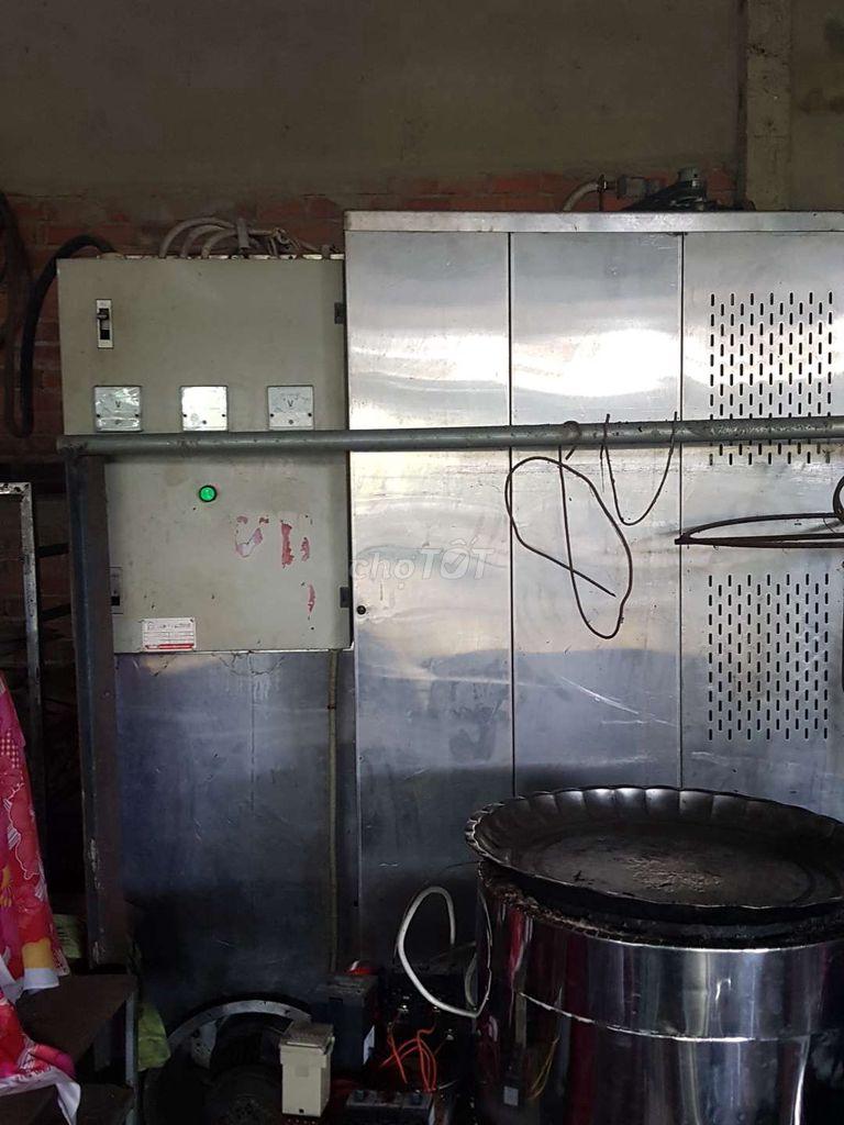 0988192316 - Lò quay điện 28kw sử dụng điện 220v