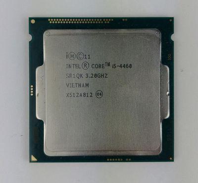 CPU Intel Core i5-4460