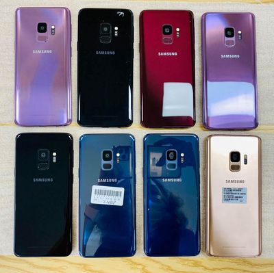 Samsung Galaxy S9 64 GB Đỏ đun qua sử dụng 99%