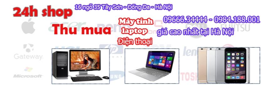 Cửa hàng máy tính laptop cũ giá rẻ máy tính 24H