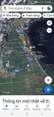 Đất Và Nhà Đối Diện Khu Du Lịch Sinh Thái Cồn Tộc