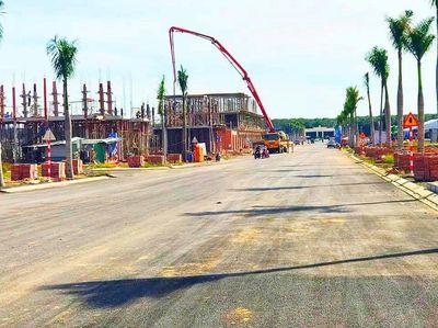 Bán đất chợ Bàu xéo đối diện cổng kcn 100m2