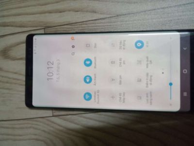Samsung Galaxy Note 8 Đen bóng - Jet black