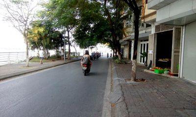 BÁn Nhà mặt phố Trấn Vũ,Ba Đình 65 mặt tiền 13 m