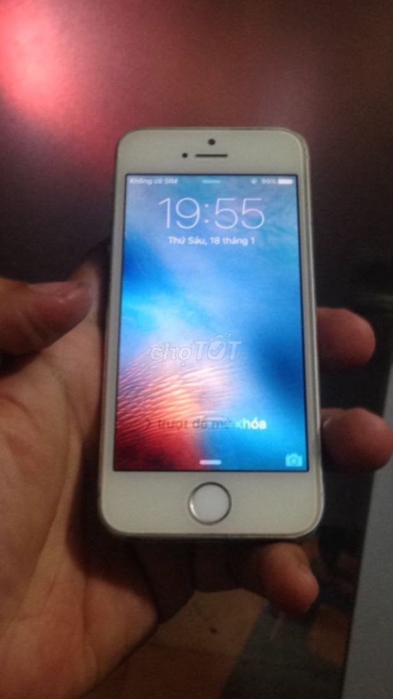 iPhone 5S  32 GB  Full Hộp