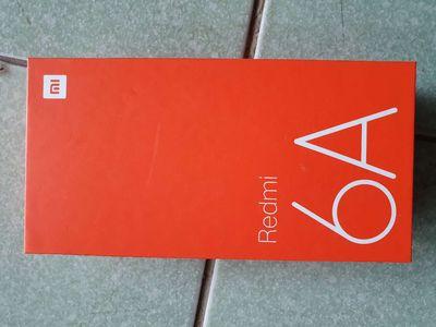Cần bán điện thoại xiaomi 6A full box