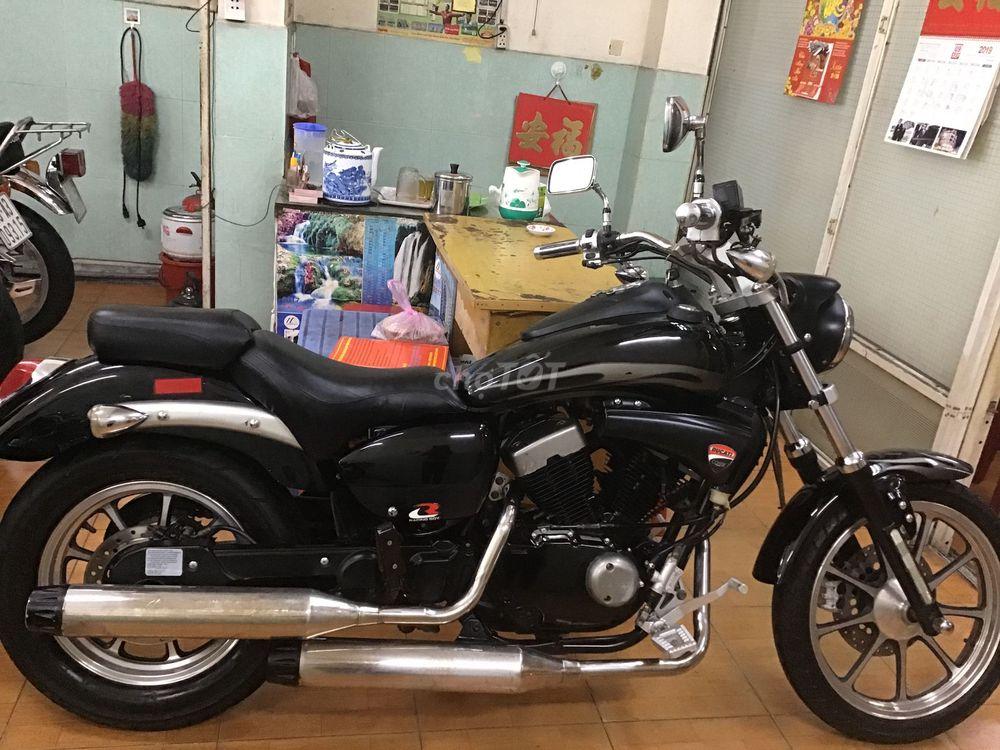 VISITOR 170 cc,HÀNG CHÍNH HÃNG,SX 2013, ZIN 100%.