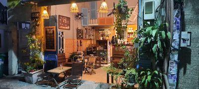 Sang quán cafe phong cách RETRO