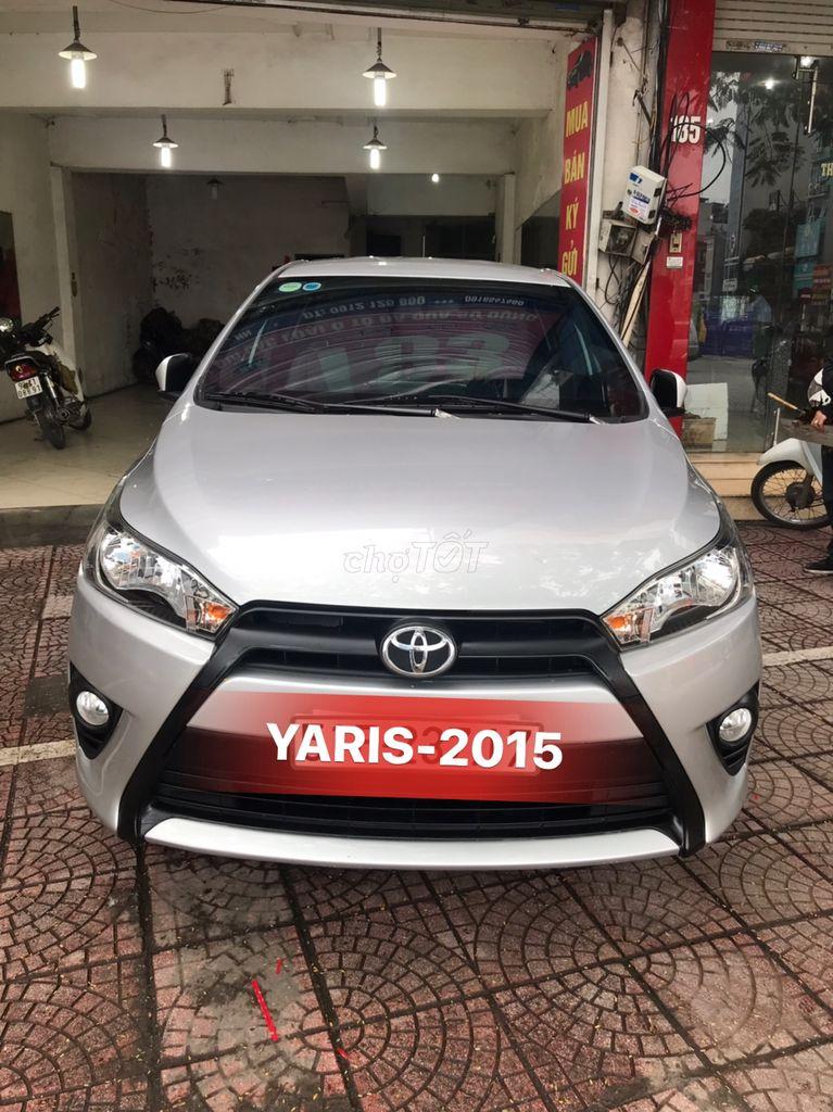Bán Toyota Yaris 2015 E tự động