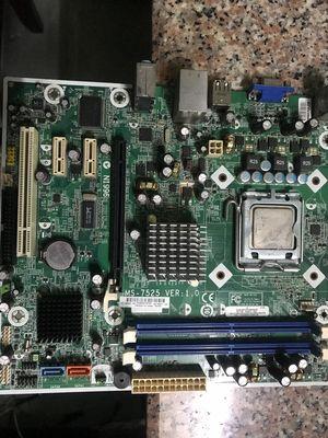 Main G31 HP và E5700