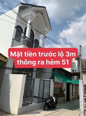 Bán nhà kdc 30-Nguyễn Văn Linh-P.An Khánh