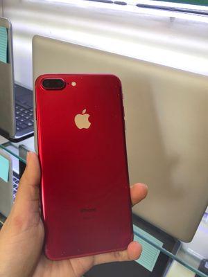 Iphone 7plus đỏ 128g