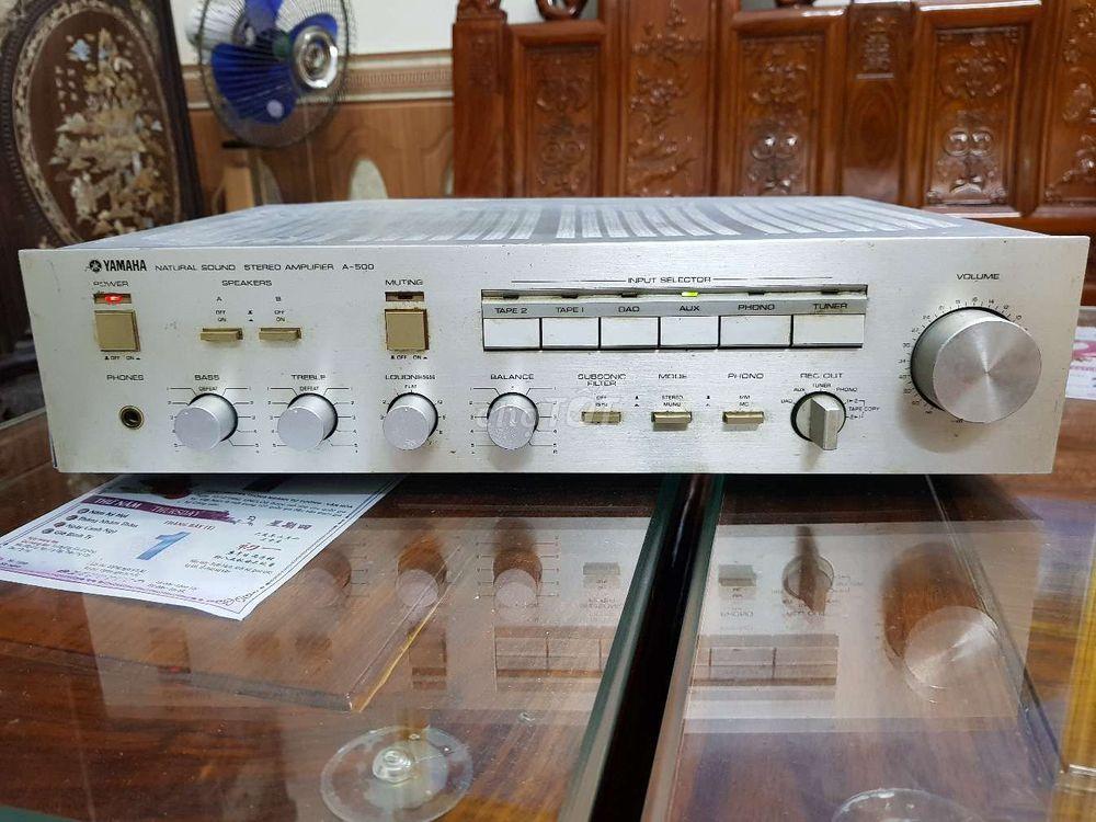 ÂM LY YAMAHA A500 (130W)