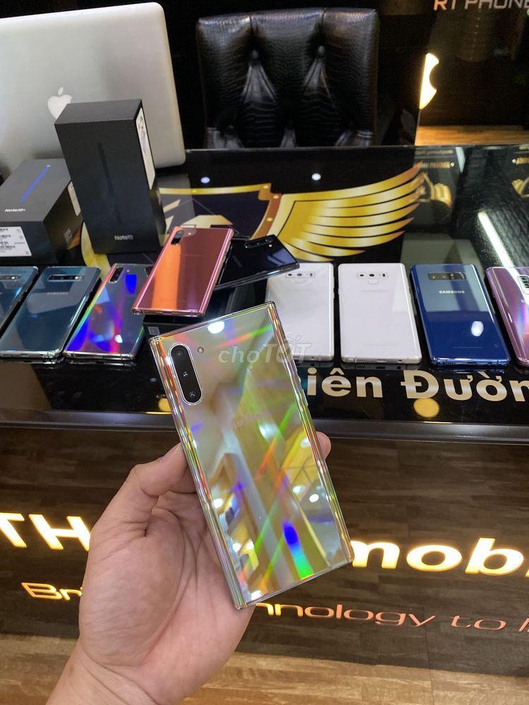 Note 10 5G ( Bạc ) Mới 99,99% XUẤT SẮC bao giá VN