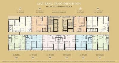CHÍNH CHỦ bán căn B4 3 PN  99,69 m2