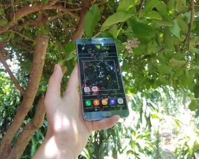 Samsung Galaxy Note 5 ZIN 98% CHẤT LƯỢNG KHÔNG LO