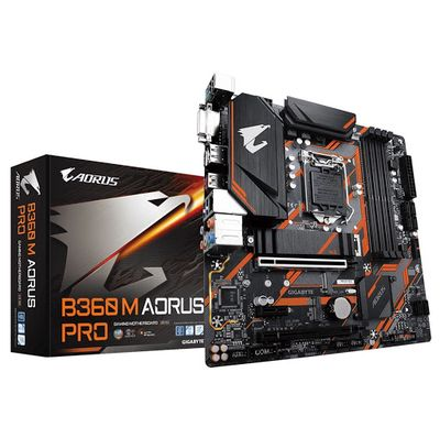 Mainboard b360M Aorus Pro