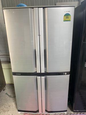 tủ lạnh Sharp 4 cánh nhập Sharp dung tích 578 lít