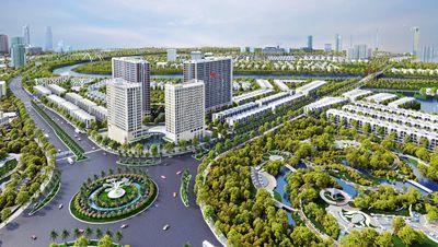 Căn hộ 3PN 111.3m2 dự án căn hộ cao cấp The Minato