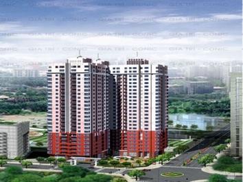 Chung cư Phúc Thịnh 68m² 2 PN quận 5
