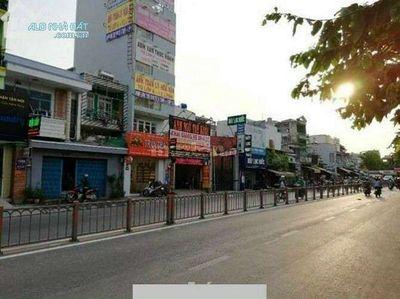 Vp Cty mặt tiền Hà Huy Giáp kd sầm uất 8×26m,3lau