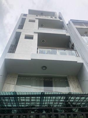 Bán nhà Quận Phú Nhuận 51m²