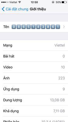 Iphone 5G QT