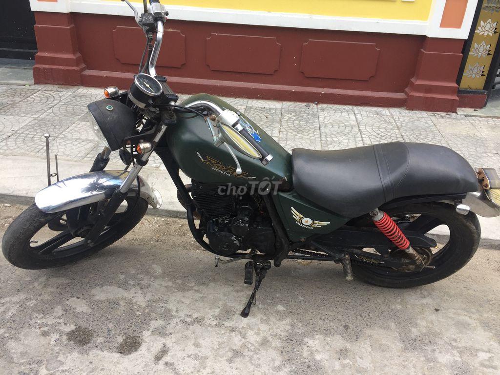 Hết tiền bán xe tâm huyết Moto 125