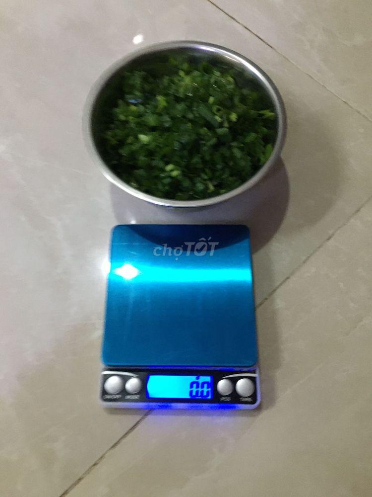 Cân điện tử 0.1gram-1kg nhà bếp A135