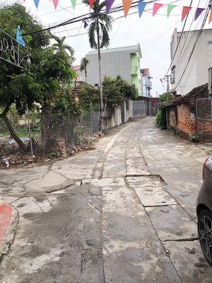 Đất sổ đỏ 100m2 thôn Đông Tây,Vân Nội,Đông Anh,HN