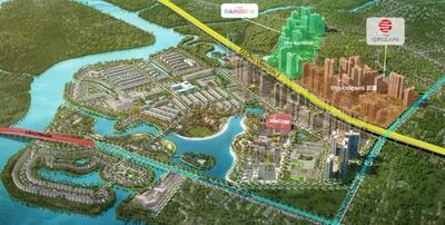 Chung cư The Origami – Vinhomes Grand Park 54m²