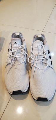 Giày nam Adidas trắng size 44