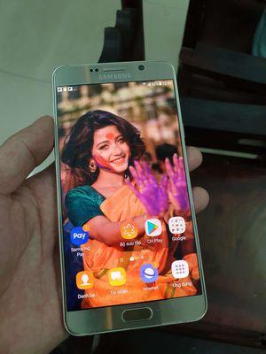 Galaxy Note 5 64Gb màu vàng - chính hãng