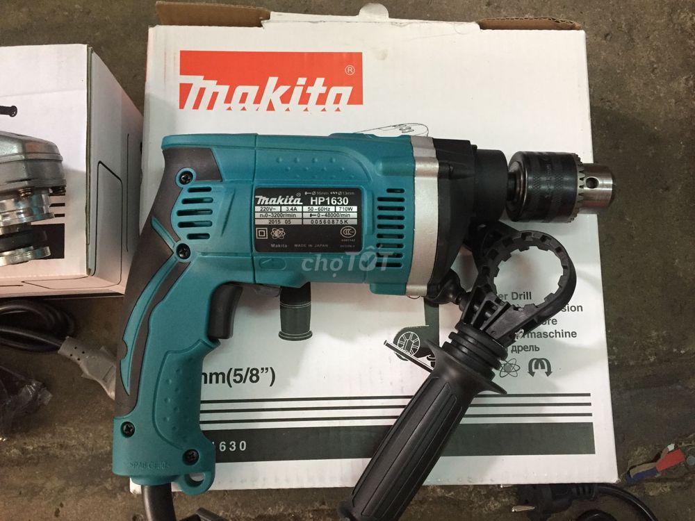 Máy mài và máy khoan Makita new 100%