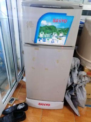 Bán tủ lạnh sanyo 110l