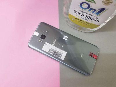 Samsung Galaxy S8 Plus Bạc mới keng
