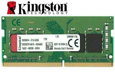 RAM Laptop Kingston 4GB DDR4 2400MHz SODIMM