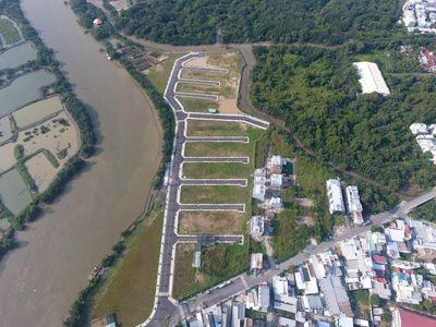 Đất Gia Long Riverside Nhà Bè 80m² View Sông S.H
